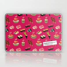 Pink Sushi Laptop & iPad Skin