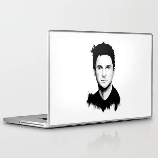 DAVE Laptop & iPad Skin