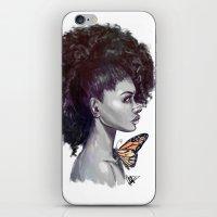 Chrysalis iPhone & iPod Skin