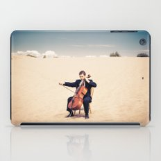 Desert Cello iPad Case