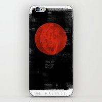 The Walkmen iPhone & iPod Skin
