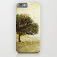 iPhone & iPod Case featuring The Tree by Leon Greiner