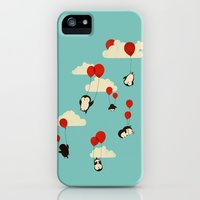 iPhone 5s & iPhone 5 Cases featuring We Can Fly! by Jay Fleck