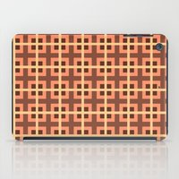 Pattern Peach iPad Case