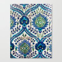 Maroc Canvas Print