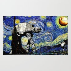 Starry Night versus the Empire Rug