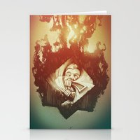 Claustrophobia I Stationery Cards