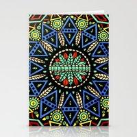 Dala 2 Stationery Cards