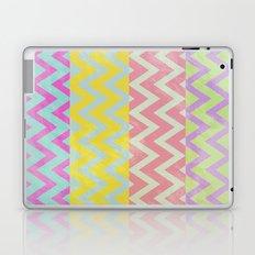 Chevron Summer Laptop & iPad Skin