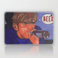 Magic Beer Laptop & iPad Skin