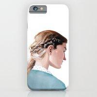 Blond Girl iPhone 6 Slim Case