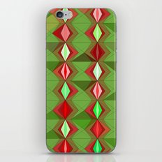 Waterbomb Holiday Colors iPhone & iPod Skin