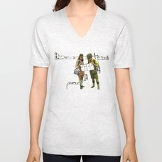 moonrise kingdom II Unisex V-Neck