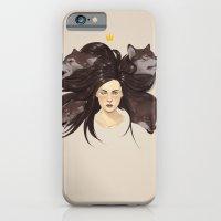 iPhone & iPod Case featuring Los Lobos.  by Andre De Freitas