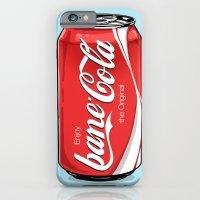 Bane Cola iPhone 6 Slim Case