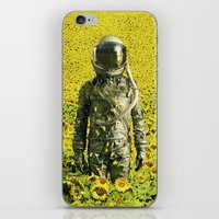 Stranded In The Sunflowe… iPhone & iPod Skin