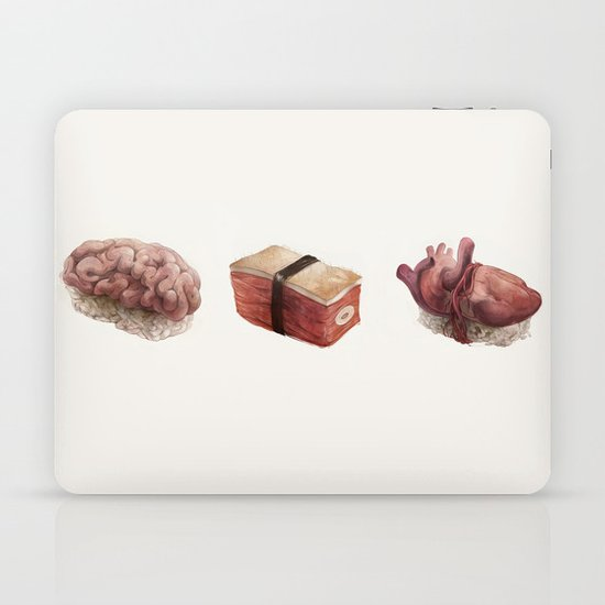 Fresh Flesh Laptop & iPad Skin