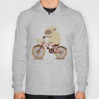 Lamb On The Bike Hoody