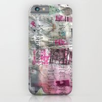 iPhone & iPod Case featuring The Soul Of A Journey  by Trudi Drewett Illustration