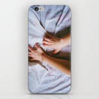 Adeline iPhone & iPod Skin