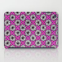 Ninja Star Pattern iPad Case
