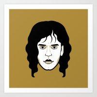 Rebellious Jukebox #8 Art Print