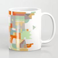 Structura 8 Mug