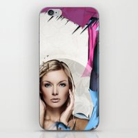 St. Claire iPhone & iPod Skin