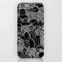 Oodles Of Doodles Of Sin… iPhone 6 Slim Case