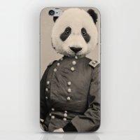 Panda Supremacist iPhone & iPod Skin