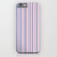 Rose Quartz and Serenity stripes Slim Case iPhone 6s