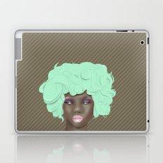 emogirl earth Laptop & iPad Skin