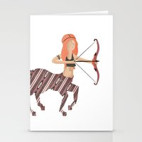 ARCHER Stationery Cards