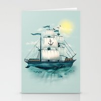 The Whaleship Stationery Cards