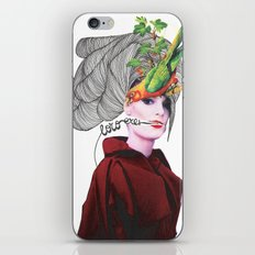 loro eres iPhone & iPod Skin