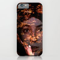 iPhone & iPod Case featuring Survival of the Fittest by Camile Messerley