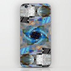 Saloon iPhone & iPod Skin