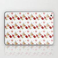 Cute birds pattern Laptop & iPad Skin