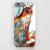Saint Petersburg Cat iPhone 6 Slim Case