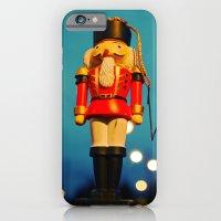 Nutcracker at night iPhone 6 Slim Case