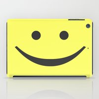 Smiley iPad Case