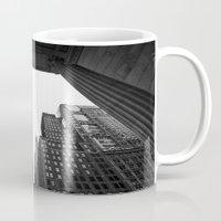 New York under the rain Mug