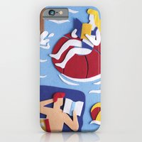 iPhone & iPod Case featuring Summer by Jacopo Rosati