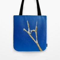 Soaring High in Blue Skies Tote Bag