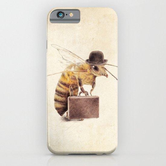 Worker Bee iPhone & iPod Case