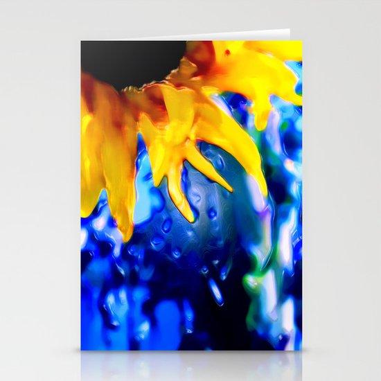 :: Liquid Sunshine :: Stationery Card