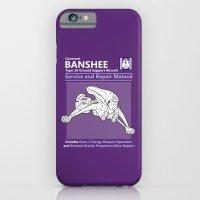 Banshee Service and Repair Manual iPhone 6 Slim Case