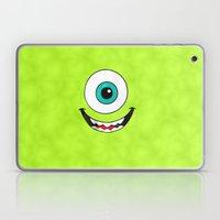 Mike Wazowski Laptop & iPad Skin