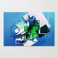 Digitalart 2 Canvas Print