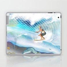 Tubular Xpression Laptop & iPad Skin